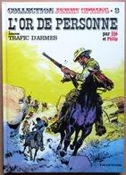 Collection JERRY SPRING #3 (Jijé & Philip) : L'or De Personne + Trafic D'armes (Dupuis, 1975) - Books, Magazines, Comics