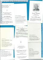 Bp    Scherpenheuvel   9 Stuks - Images Religieuses