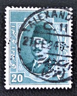 ROYAUME - ROI FOUAD 1ER 1923/24 - OBLITERE - YT 89 - MI 89 - Egypt