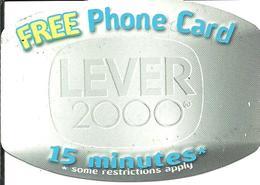 IDT:  Lever 2000 - Vereinigte Staaten