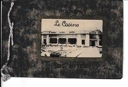 88=VITTEL..Carnet Souvenir De 10.CP ( Cp 8.50x5.50 Cm ) - Vittel Contrexeville