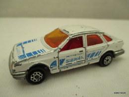 Voiture Miniature 1/43 Em  MAJORETTE FORD SIERRA  Peinture D'origine  Blanche - Toy Memorabilia