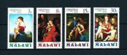 Malawi  Nº Yvert  174/7  En Nuevo - Malawi (1964-...)
