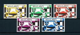 Malawi  Nº Yvert  138/42  En Nuevo - Malawi (1964-...)