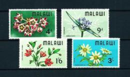 Malawi  Nº Yvert  80/3  En Nuevo - Malawi (1964-...)
