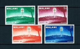 Malawi  Nº Yvert  60/3  En Nuevo - Malawi (1964-...)