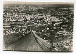 Ref 200 - ALES - Vue Panoramique AERIENNE De Rochebelle - Jolie CPSM Grand Format - Alès