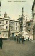 ITALY - Napoli - Sirada S. Trinita Maggiore 1913 - Napoli (Naples)