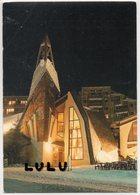 DEPT 74 : édit. J Cellard N° 1800 : Avoriaz L église Illuminée - Avoriaz