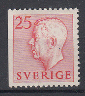 ZWEDEN - Michel - 1952 - Nr 370 DI - MH* - Neufs