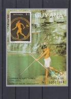 Guyana 1988 Seoul Olympic Games Souvenir Sheet UMN/**  (H28) - Ete 1988: Séoul