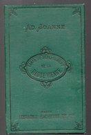 Haute Vienne (87)  Adolphe Joanne :carte Du Département De La Haute Vienne  1900 .1/487.000. 1891(PPP8631) - Cartes Topographiques
