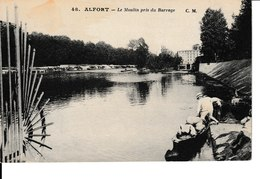 94=ALFORT.. Le Moulin Pris Du Barrage - Maisons Alfort