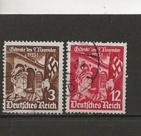 Timbres De 1935. - Allemagne