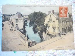 Le Brivet Et La Route De St Gildas - Pontchâteau