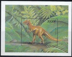 Guinée  Dinosaures Dinosaurs - Prehistory
