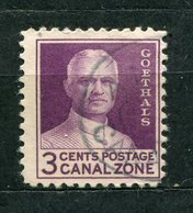 Panama Kanalzone Nr.96         O  Used       (044) - Kanalzone