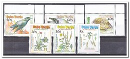 Kaap Verde 2010, Postfris MNH, Plants, Birds - Kaapverdische Eilanden