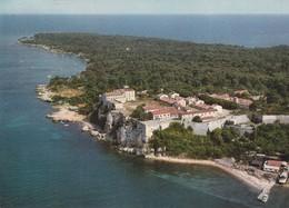 """CPM 10x15 . ILES DE LERINS (06 ) JUSTICE . L'Ile Ste Marguerite . La Prison Du """"Masque De Fer"""" - Autres Communes"""