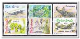 Kaap Verde 2009, Postfris MNH, Plants, Animals - Kaapverdische Eilanden