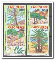 Kaap Verde 2004, Postfris MNH, Trees - Kaapverdische Eilanden