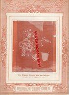 JOURNAL DES DEMOISELLES-UNE ELEGANTE CHINOISE DANS SON INTERIEUR- CEREMONIAL EN CHINE- MANDARIN-PRIERE-CARPEAUX 1912- - Histoire