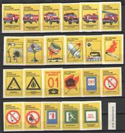 СПИЧЕЧНЫЕ ЭТИКЕТКИ -8 - Matchbox Labels