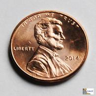 US- 1 Cent - 2014 - EDICIONES FEDERALES