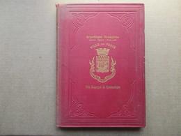 Promenades De Deux Enfants à L'exposition (Eudoxie Dupuis) éditions Ch. Delagrave De 1890 - 1801-1900