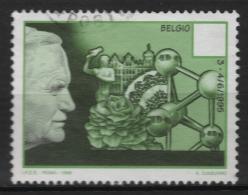 Vaticano 1996 Viaggi  750 £ Senza Stampa Dell'argento Sass.1061a O/Used VF - Errors & Oddities