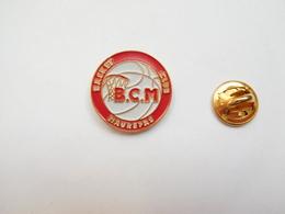 Beau Pin's , Basket , B.C.M. , Basket Club De Maurepas - Basketbal