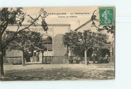 """AULNAY Sous BOIS - Le """" Dancing Palace """" - Avenue Du Château  - Animée -   2 Scans - Aulnay Sous Bois"""