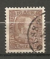 ISLAND - 1902 Yv. N°  39  (o)  16a   Christian IX   Cote   7 Euro BE R   2 Scans - 1873-1918 Danish Dependence