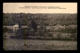 52 - LATRECEY - DOMAINE DE FOISEUL - VACHERIE-PEPINIERE MARTINOT FRERES - VOIR ETAT - Francia