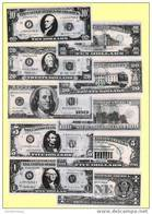 Liasse De 10 Billets Factices US DOLLARS (neuf-UNC)(N°526-4) - United States Of America