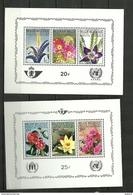 (10.05) BELGIE Blok Nr 38 En 47  ** - Blocs 1962-....
