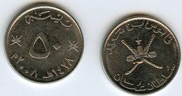 Oman 50 Baisa 2008 - 1428 KM 153a - Oman
