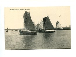 HONFLEUR (14) - Bateaux De Pêche - Honfleur