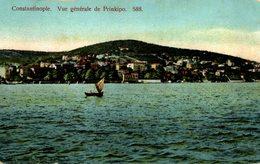 Constantinople / Istanbul  VUE GENERALE DE PRINHIPO  TURQUIE TURQUIA - Turquia