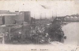 CPA - Brest - Avant Port - Brest