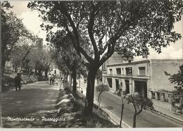 MONTEROTONDO(ROMA) PASSEGGIO -FG - Altre Città