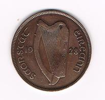 &  IERLAND ( EIREANN ) 1 PENNY  1928 - Irlande
