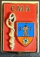 Insigne Du Centre Médical Des Armées De Belfort - Services Médicaux