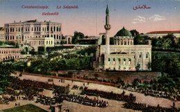 Constantinople / Istanbul  LE SELAMLIK    Turquie    TURQUIA - Turquia