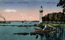 Constantinople / Istanbul PHENER BAGTCHE   Turquie    TURQUIA - Turquia