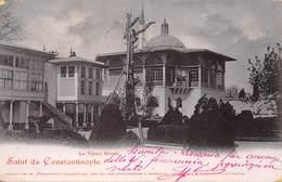 SALUT DE CONSTANTINOPLE.- LE VIEUX SERAIL - Turquia