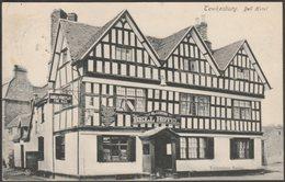 Bell Hotel, Tewkesbury, Gloucestershire, 1907 - Postcard - England
