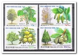 Noord Korea 2009, Postfris MNH, Trees - Korea (Noord)