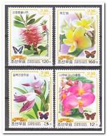 Noord Korea 2009, Postfris MNH, Flowers, Orchids - Korea (Noord)