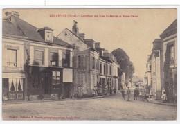 Orne - Les Aspres - Carrefour Des Rues St-Martin Et Notre-Dame - France